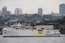 Yerli sismik gemi MTA Oruç Reis yola çıktı!