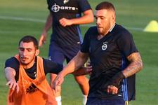 Fenerbahçe'nin 100 kiloluk golcüsü yeni sezona hazırlanıyor