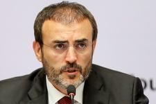 AK Partili Mahir Ünal'dan gübre ve mermi açıklaması