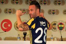 Fenerbahçe'de Valbuena imzayı attı! İşte ilk açıklamaları...