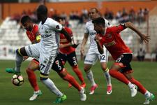 Fenerbahçe Adanaspor'a gol yağdırdı 3. bitirdi