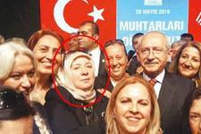 Provokatör kadın gözaltına alındı