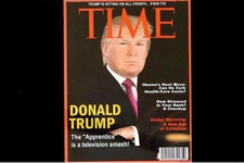Donald Trump Time'a kapak oldu ama... Time'ın bile bundan haberi yok!