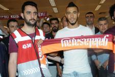 G.Saray'ın yeni transferi Belhanda'nın İsrail'e tepkisi