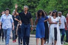 Obama geçmişe döndü Endonezya tatiline bakın