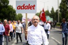 Gezici'nin Adalet Yürüyüşü anketi sonuçları CHP'yi şoke edecek!