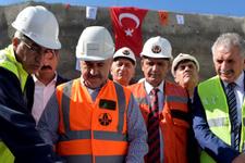 Türkiye'de bir yılda 68 kilometre tünel açıldı