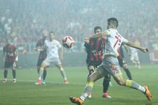 Eskişehir Göztepe play-off final maçı golleri ve özeti