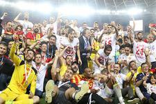 Süper Lig'e adını yazdıran Göztepe'ye servet