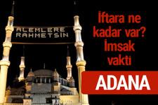 Adana iftar saatleri 2017 sahur ezan imsak vakti