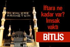 Bitlis iftar saatleri 2017 sahur ezan imsak vakti