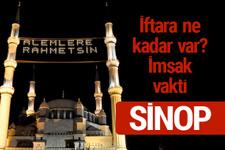 Sinop iftar saatleri 2017 sahur ezan imsak vakti