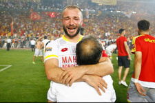 Murat Akın 8. kez Süper Lig'de