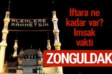 Zonguldak iftar saatleri 2017 sahur ezan imsak vakti