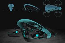 Toyota'nın 'uçan otomobil projesi' test uçuşlarına başladı