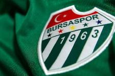Bursaspor'da ilk istifa geldi