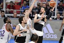 Anadolu Efes - Beşiktaş Sompo Japan maçı sonucu ve özeti