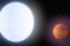En sıcak gezegen keşfedildi 4 bin 300 derece