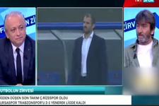 Rıdvan Dilmen: Tribünler siyasete bulaşmamalı
