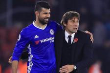 Conte kadroda Costa'yı düşünmüyor