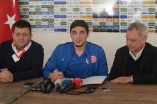 Antalyaspor Salih Dursun'u transfer etti