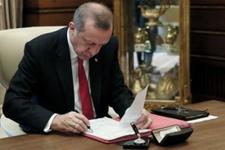 Cumhurbaşkanı Erdoğan onayladı üniversitelerin isimleri değişti