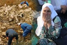 Bu acı 22 yıldır dinmiyor Srebrenitsa kurbanları anılıyor