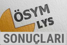 ÖSYM LYS'yi açıkladı mı? (LYS sonuçları sorgu ekranı)