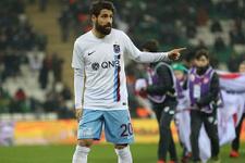 Trabzonspor'da Olcay Şahan şoku