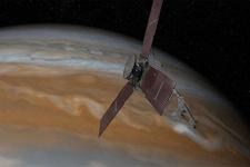 Jüpiter'deki büyük sır için 'Juno' havalandı