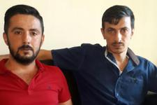 İki kardeş sela okunan camiye saldırıyı duyunca