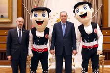 Cumhurbaşkanı Erdoğan Bakan Kılıç'ı kabul etti!