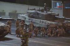 15 Temmuz gecesinin en çarpıcı anı köprüde çekildi