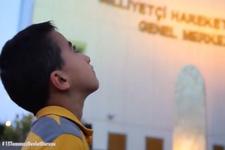 MHP'den çok konuşulacak 15 Temmuz videosu