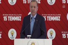 Erdoğan Adalet Bakanı Bozdağ'a Türk'ü sordu