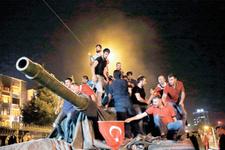 15 Temmuz darbe videoları o gecenin en bomba görüntüleri