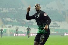 Süper Lig'in golcüsü Çin'e transer oldu