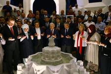 Cumhurbaşkanı Erdoğan,  Şehitler Makamı'nın açılışını yaptı