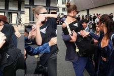 Ünlü tacizcisi taciz esnasında fotoğraf çekti ortalık karıştı