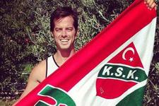 Karşıyaka'ya Alp Kırşan'dan destek