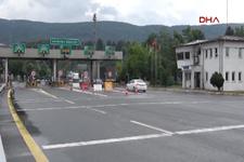 Sürücüler dikkat o yol tam 1 ay trafiğe kapalı