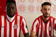 Antalyaspor'da 2 ayrılık birden
