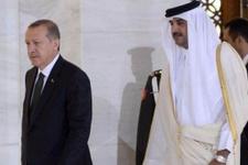 Erdoğan, Katar Emiri Al Sani'yle görüştü