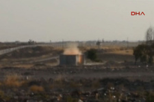 Nusaybin'de harfiyat alanında el yapımı patlayıcı bulundu