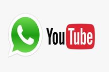 WhatsApp ve Youtube anlaştı işte son özellik