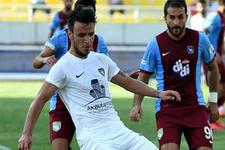 İbrahim Şirin Kayserispor'un radarında