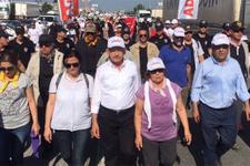 CHP genel başkan yardımcısı hastanelik oldu