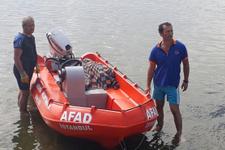 Serinlemek için denize girmişti cesedine ulaşıldı
