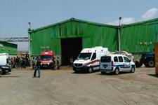 Adana'da feci olay vinç sepeti koptu ölenler ve yaralılar var