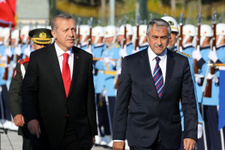 Erdoğan'dan Kıbrıs mesajı: Kimse seyirci kalmamızı beklemesin